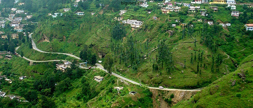 Best tourist places to visit in Uttarakhand