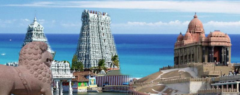 Best tourist places to visit in Tamil Nadu